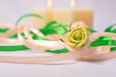 bröllop för rengöringsduk för mall för sida för bakgrundskorthälsning universal Royaltyfria Foton