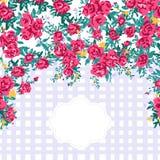 bröllop för romantiskt symbol för inbjudan för bakgrundseleganshjärtor varmt Royaltyfri Bild