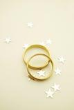 bröllop för romantiskt symbol för inbjudan för bakgrundseleganshjärtor varmt Royaltyfri Foto