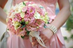 bröllop för tappning för klädpardag lyckligt Royaltyfri Foto
