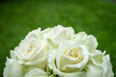 Bröllopblommor Arkivfoton