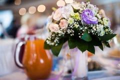 Bröllopblommor Royaltyfria Foton