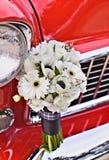 Bröllopbukett Royaltyfria Bilder