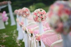 Bröllopbukett Fotografering för Bildbyråer