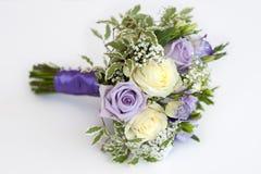 Bröllopbukett Royaltyfri Bild