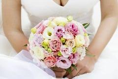 Bröllopbuquet Royaltyfri Foto