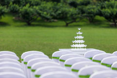 BröllopChampagneexponeringsglas Royaltyfri Foto