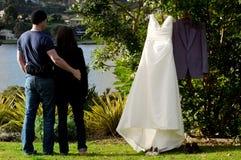 Bröllopdag Royaltyfri Bild