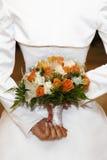 Bröllopdag Royaltyfri Fotografi