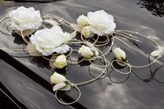 Bröllopgarnering Royaltyfri Bild