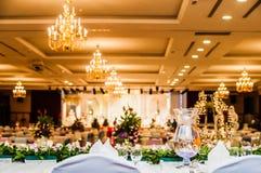 Bröllopgarnering Royaltyfri Foto