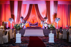 Bröllopgarnering Royaltyfri Fotografi