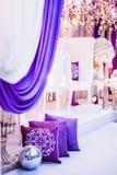 Bröllopgarnering Arkivfoto