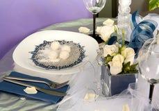Bröllopgarneringar Fotografering för Bildbyråer