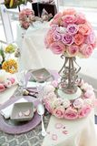 Bröllopgarneringar royaltyfri foto