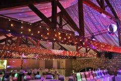 Bröllopladugård Arkivfoto
