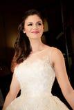 Bröllopmodeshow Royaltyfria Foton