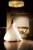 Bröllopmodeshow Royaltyfri Foto