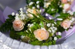 Bröllopordning Arkivfoton