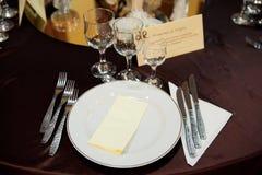 Bröllopordning Fotografering för Bildbyråer