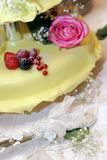 Brölloppie arkivfoto