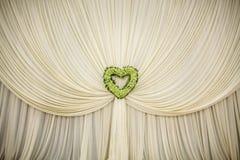 Bröllopplats Arkivfoto