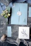 Bröllopprinting Royaltyfria Bilder