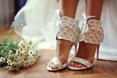 Bröllopskor Royaltyfri Foto