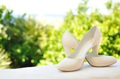 Bröllopskor Royaltyfri Fotografi