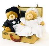 bröllopsresalopp Royaltyfri Bild
