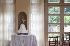 Bröllopstårta Royaltyfri Fotografi