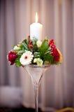 Brölloptabellgarnering Royaltyfria Foton