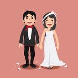 Brölloptecken - Arkivfoton