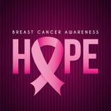 Bröstcancer Royaltyfri Bild