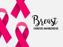Bröstcancerdag Royaltyfri Foto