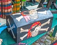 bröstkorgen piratkopierar skatten Royaltyfria Foton