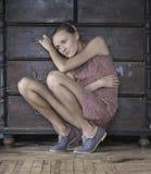 bröstkorgfarmor Fotografering för Bildbyråer