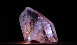 bröt crystal lampor Fotografering för Bildbyråer