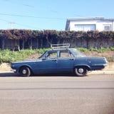 Bröt ner bilen Royaltyfri Fotografi