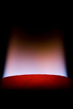 Brûleur à pétrole image stock
