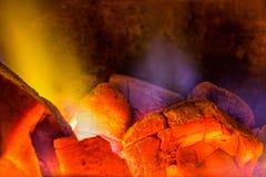 brûlure photo stock
