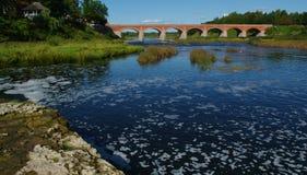 Brücke. Lizenzfreies Stockbild