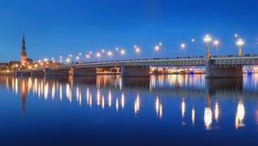 Brücke. Stockbild