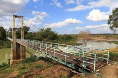 Brücke. Lizenzfreies Stockfoto
