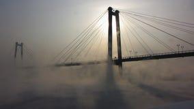 Brücke. stock footage