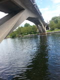Brücke Lizenzfreie Stockbilder