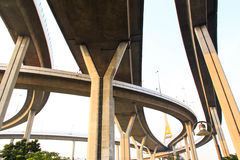 Brücke lizenzfreie stockfotografie