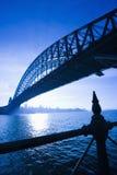 Brücke, Australien. stockfoto