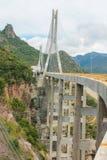 Brücke baluarte Lizenzfreies Stockfoto