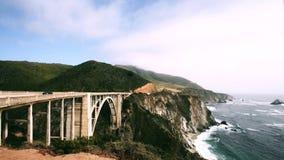 Brücke Bigsur Stockfoto